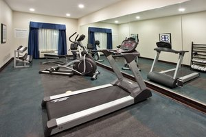 Fitness/ Exercise Room - Holiday Inn Express Hotel & Suites I-285 Atlanta