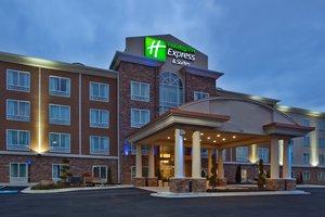 Exterior view - Holiday Inn Express Hotel & Suites I-285 Atlanta