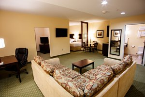 Room - Holiday Inn Express Hotel & Suites Mechanicsburg
