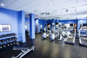 Fitness/ Exercise Room - Holiday Inn Express Hotel & Suites Mechanicsburg