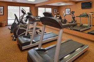 Fitness/ Exercise Room - Holiday Inn Express Hotel & Suites Washington