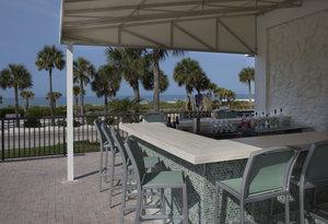 Bar - Holiday Inn Lido Beach Hotel Sarasota