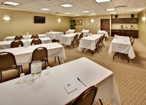 Meeting Facilities - Holiday Inn Express Hotel & Suites Council Bluffs