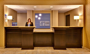 Lobby - Holiday Inn Express Hotel & Suites Council Bluffs