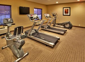 Fitness/ Exercise Room - Holiday Inn Express Hotel & Suites Council Bluffs