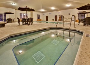Pool - Holiday Inn Express Hotel & Suites Council Bluffs