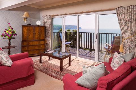 Gerrans Sea View Suite
