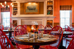 Restaurant - Congress Hall Hotel Cape May