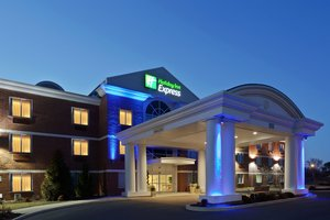 Exterior view - Holiday Inn Express Hotel & Suites Delmar