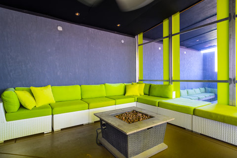 Z Loft Couch Patio Seating