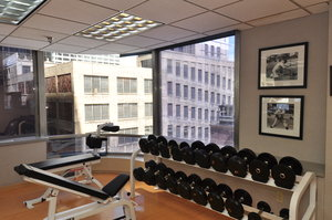 Fitness/ Exercise Room - Holiday Inn Express Downtown Denver
