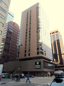 Exterior view - Holiday Inn Express Downtown Denver