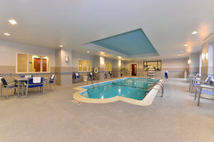 Pool - Holiday Inn Express Indianapolis City Center
