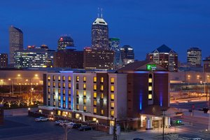 Exterior view - Holiday Inn Express Indianapolis City Center