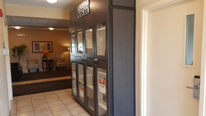 Lobby - Candlewood Suites Hot Springs