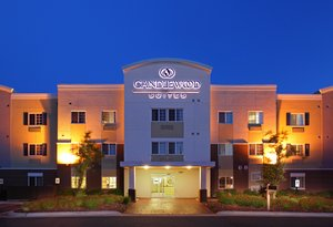 Exterior view - Candlewood Suites Hot Springs