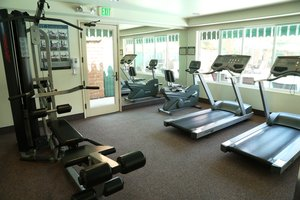 Fitness/ Exercise Room - Laguna Hills Lodge