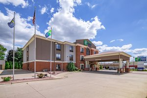 Exterior view - Holiday Inn Express Notre Dame South Bend