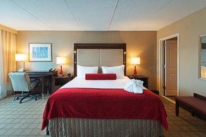 Suite - Crowne Plaza Hotel Woburn