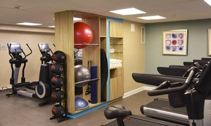 Fitness/ Exercise Room - Crowne Plaza Hotel Woburn