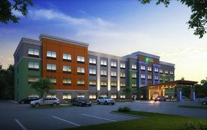 Exterior view - Holiday Inn Express Hotel & Suites East Evansville
