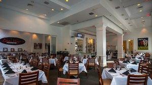 Restaurant - Lafayette Hotel New Orleans