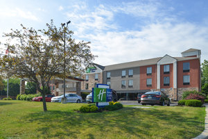 Exterior view - Holiday Inn Express Hotel & Suites Huber Heights