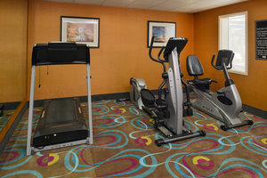 Fitness/ Exercise Room - Holiday Inn Express Hotel & Suites Huber Heights