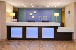 Lobby - Holiday Inn Express Hotel & Suites Huber Heights