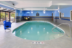 Pool - Holiday Inn Express Hotel & Suites Huber Heights
