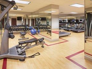 Fitness/ Exercise Room - Sheraton Hotel Bloomington