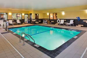Pool - Holiday Inn Express Hotel & Suites West Topeka