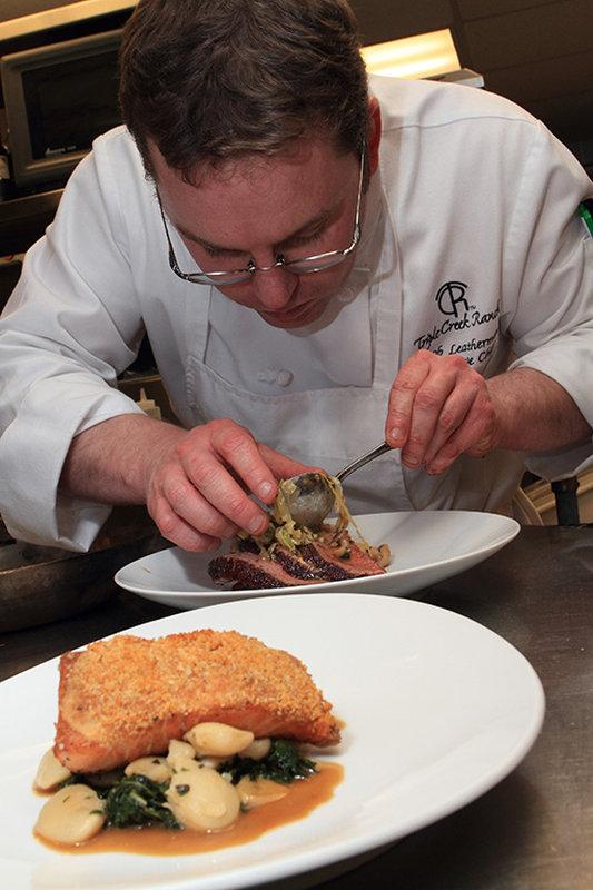 Chef Jacob Leatherman