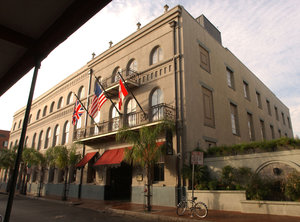 Exterior view - Prince Conti Hotel New Orleans