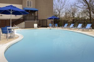 Pool - Holiday Inn Express Hotel & Suites College Park