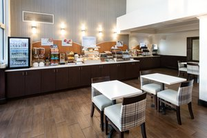 Restaurant - Holiday Inn Express Hotel & Suites Andover