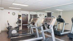 Fitness/ Exercise Room - Holiday Inn Express Hotel & Suites El Dorado Hills