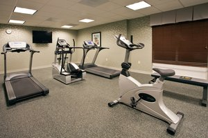 Fitness/ Exercise Room - Holiday Inn Express Hotel & Suites Largo