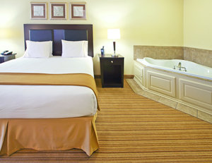 Suite - Holiday Inn Express Hotel & Suites Shreveport