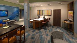 proam - Holiday Inn Express Hotel & Suites Braselton