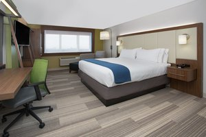 Room - Holiday Inn Express Hotel & Suites Downtown Kansas City
