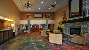 Lobby - Holiday Inn Express Hotel & Suites Littleton