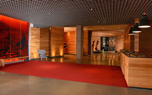 Lobby - Hotel Indigo Downtown Union Station Denver