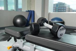 Fitness/ Exercise Room - Hotel Indigo Downtown Union Station Denver