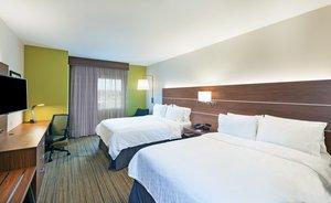Room - Holiday Inn Express Hotel & Suites Lenexa