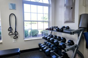 Fitness/ Exercise Room - Holiday Inn Express Prince Frederick