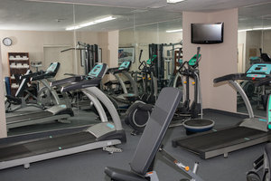 Fitness/ Exercise Room - Candlewood Suites Logan