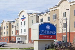 Exterior view - Candlewood Suites Logan