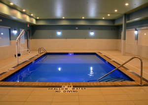 Pool - Holiday Inn Express Hotel & Suites Monroeville