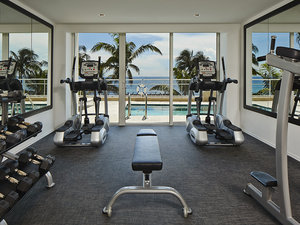 Fitness/ Exercise Room - Royal Blues Hotel Deerfield Beach